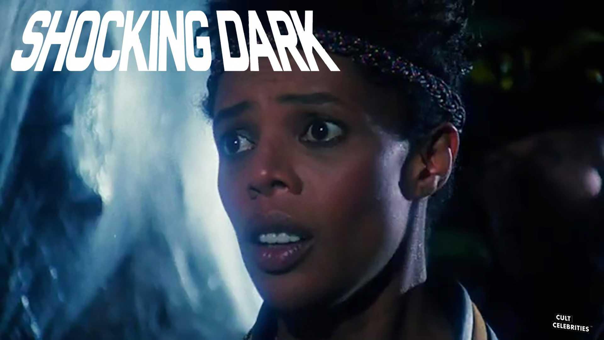 Geretta Geretta in Shocking Dark (1989)
