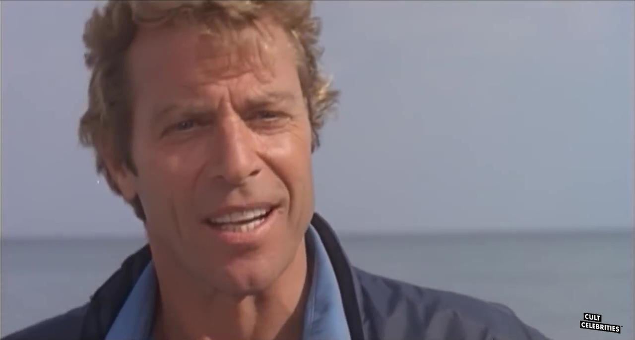 James Franciscus in Great White (1981)