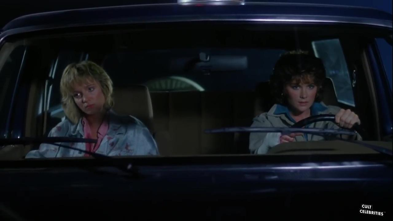 Terri Treas and Lisa Langlois in The Nest (1988)