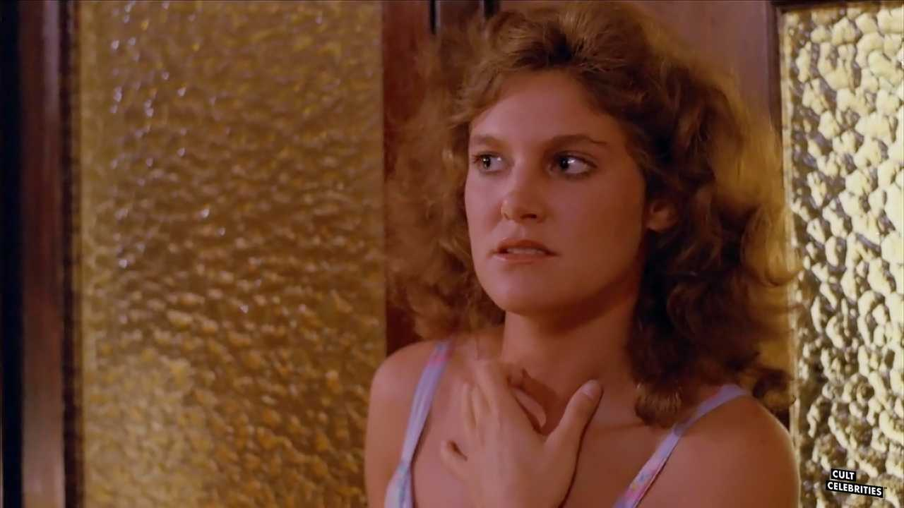 Michelle Michaels in The Slumber Party Massacre (1982)