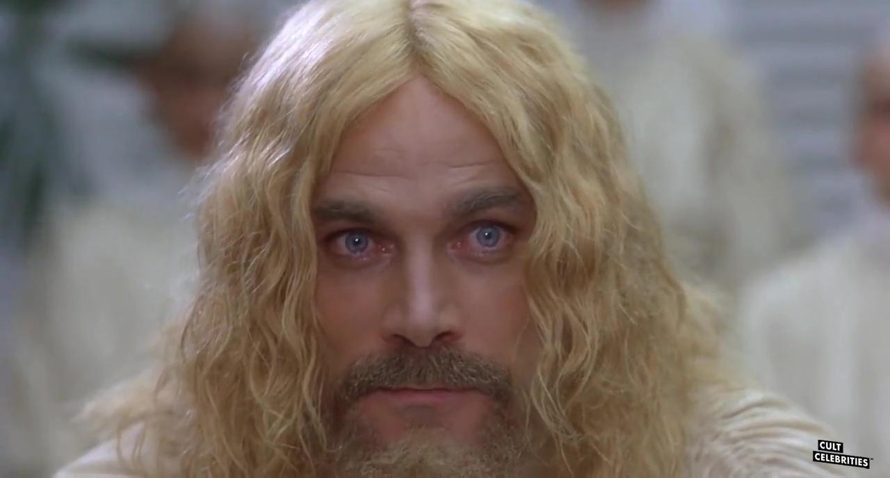 Franco Nero in The Visitor (1979)