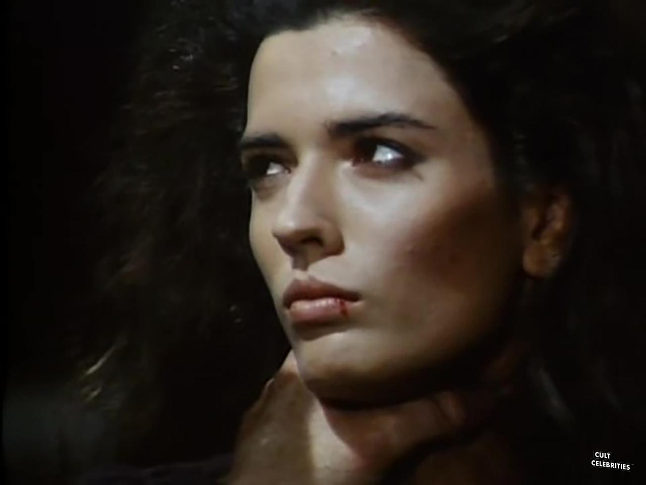 Maria Socas in The Warrior and the Sorceress (1984);