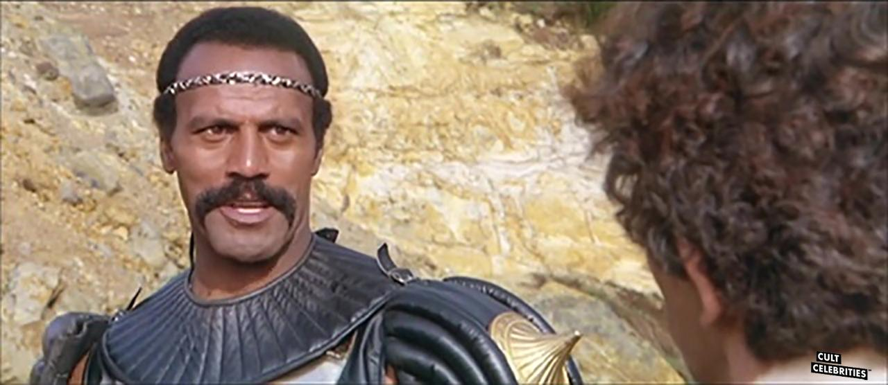 Fred Williamson in Warriors of the Wasteland (1983)