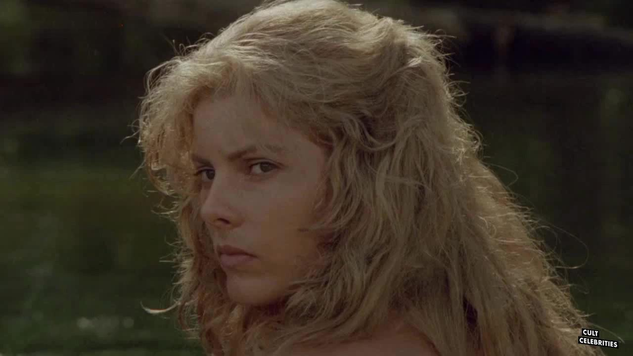 Elvire Audray in White Slave (1985)