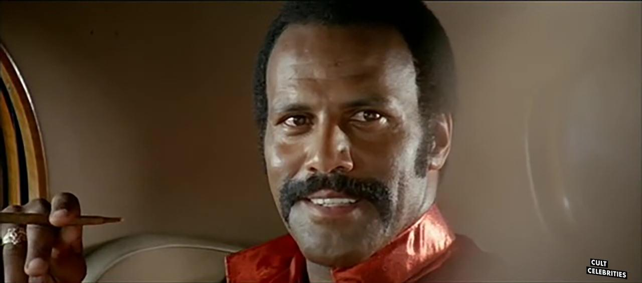 Fred Williamson in 1990: The Bronx Warriors (1982)