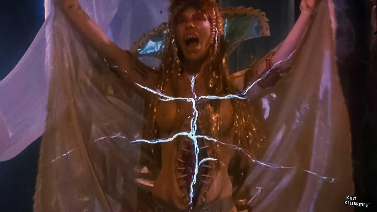 Tanya Papanicolas in Blood Diner (1987)
