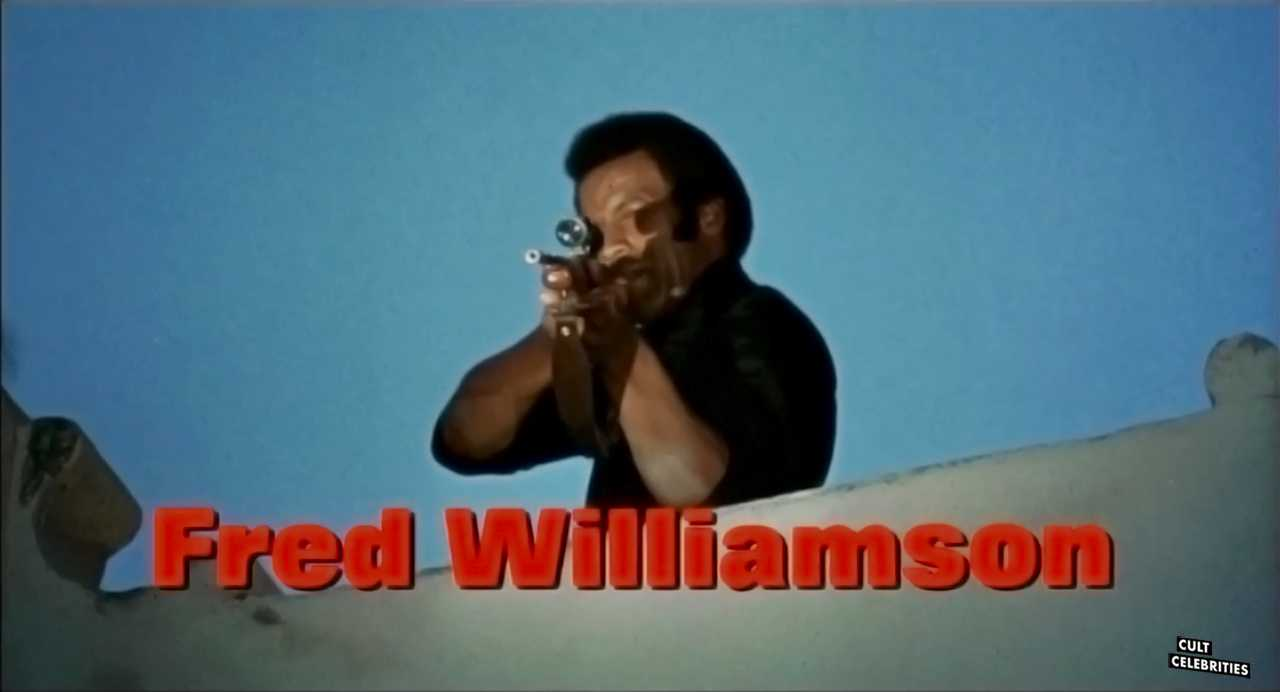 Fred Williamson in Hell Up in Harlem (1973)