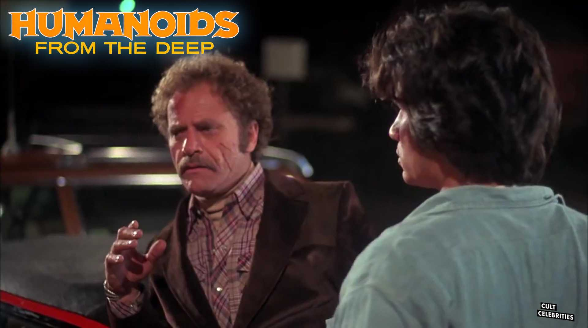 Vic Morrow in Humanoids from the Deep (1980)