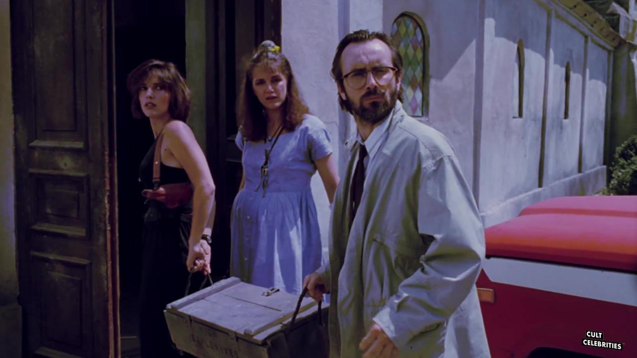 Jeffrey Combs in Lurking Fear (1994) as Dr. Haggis