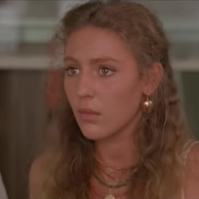 Stefania Girolami Goodwin in Great White (1981)