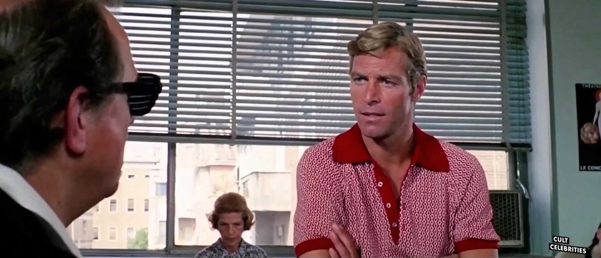 James Franciscus in The Cat o' Nine Tails (1971)