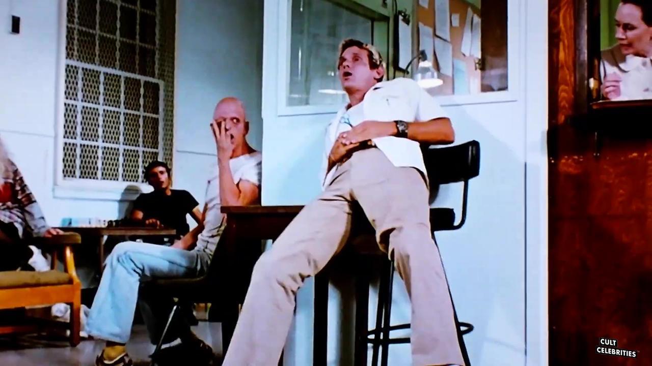 Michael Berryman in The Fifth Floor (1978)
