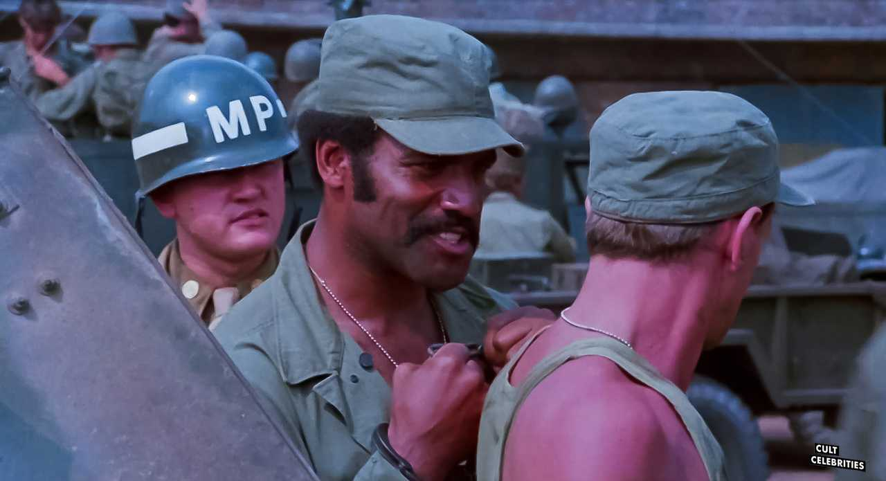 Fred Williamson in The Inglorious Bastards (1978)