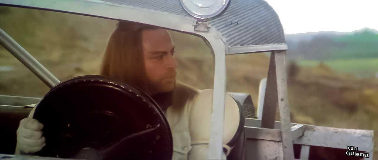 Ennio Girolami in Warriors of the Wasteland (1983)