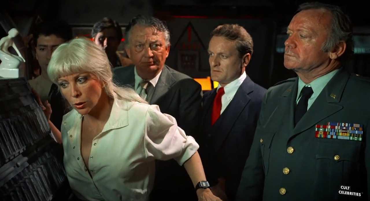 Angelique Pettyjohn in Biohazard (1985)