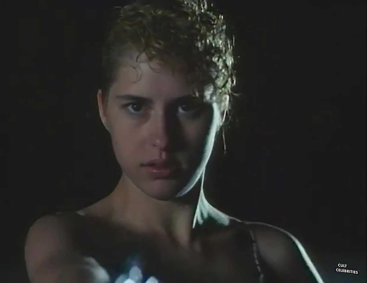 Debi Thibeault in Cemetery High (1988)