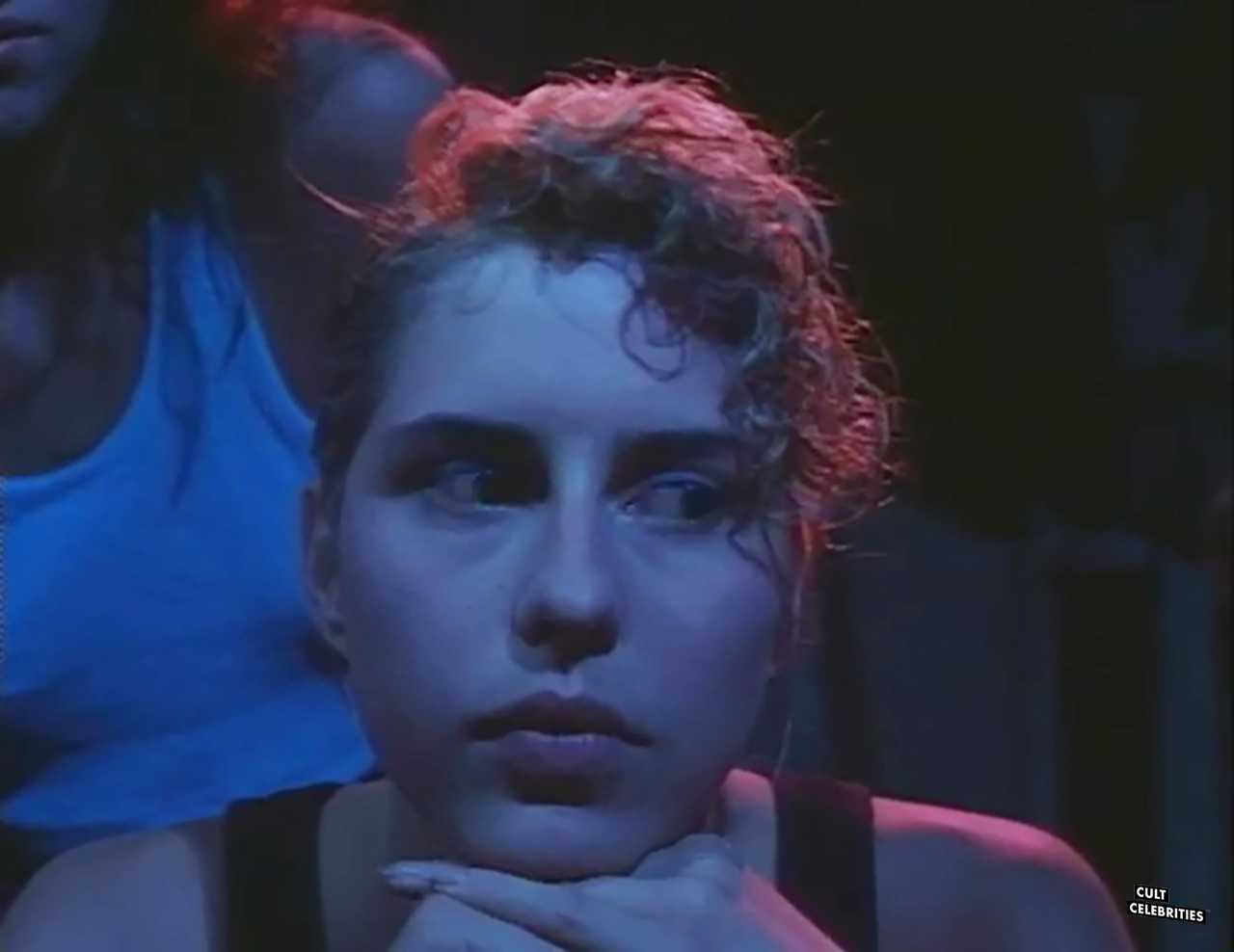 Debi Thibeault in Cemetery High (1988)