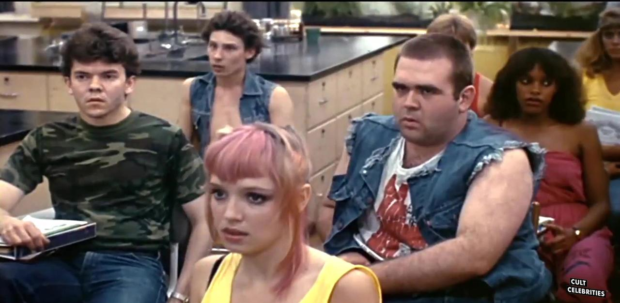 Lisa Langlois in Class of 1984 (1982)