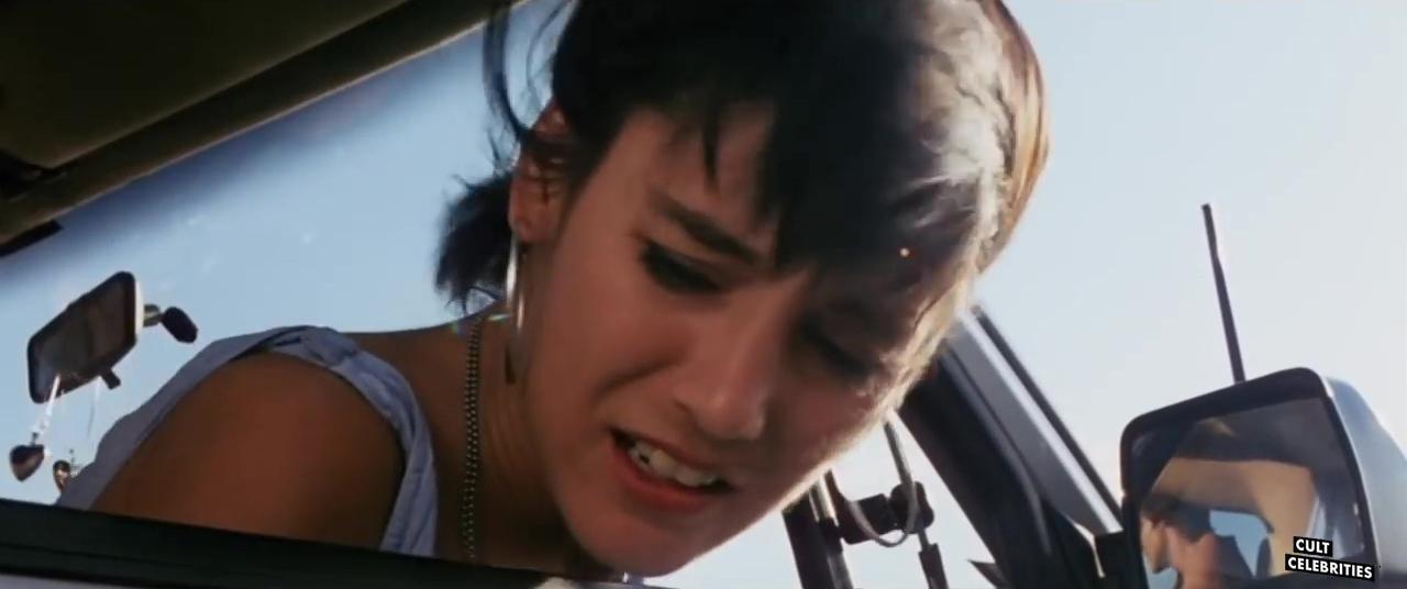 Jill Schoelen in Curse II: The Bite (1989)
