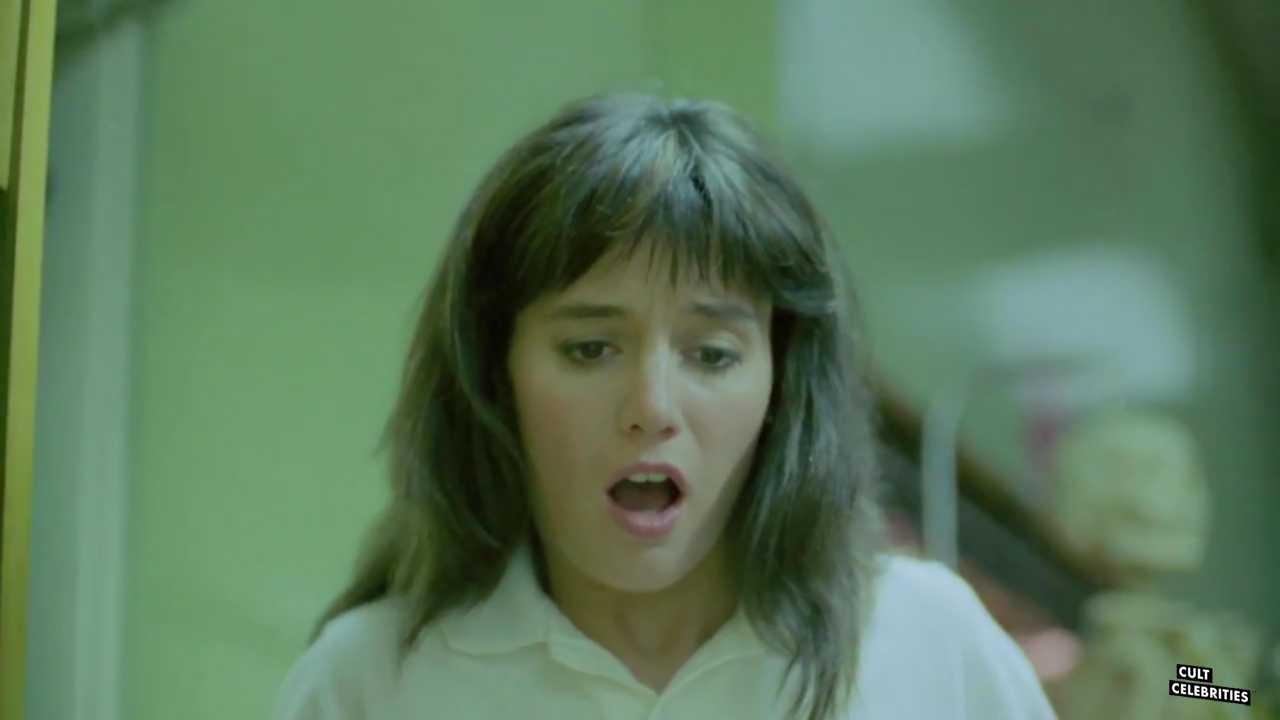 Jill Schoelen in Cutting Class (1989)