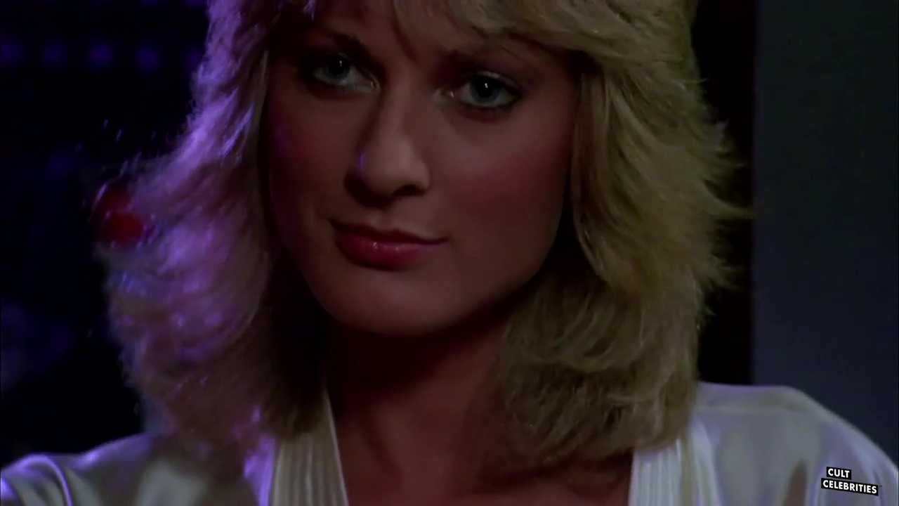 June Chadwick in Forbidden World (1982)