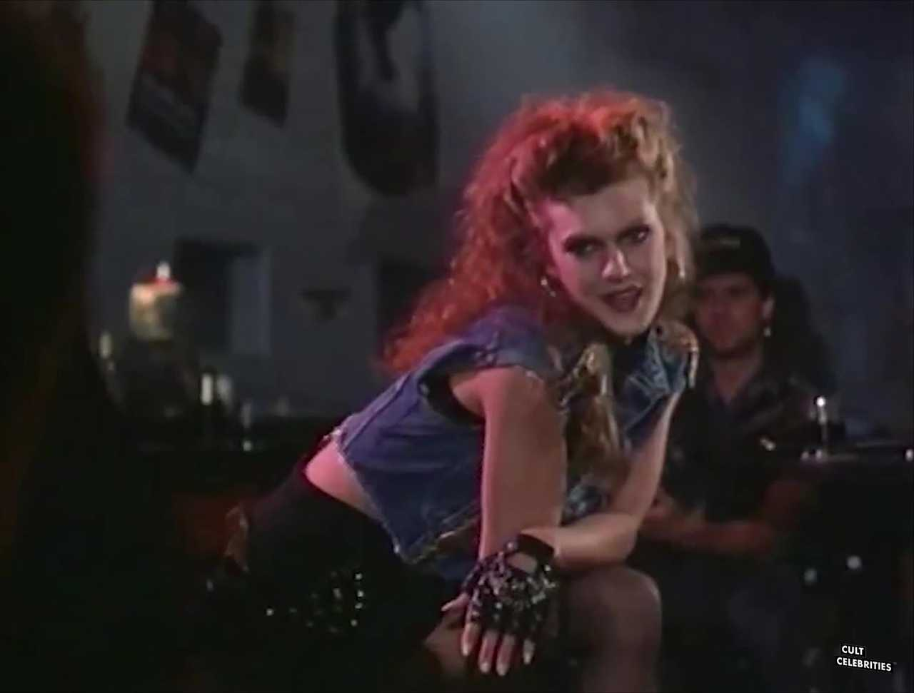 Dawn Wildsmith in Future Force (1989)