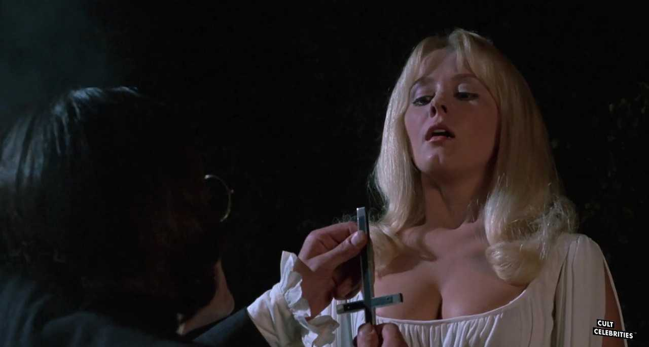 Yutte Stensgaard in Lust for a Vampire (1971)