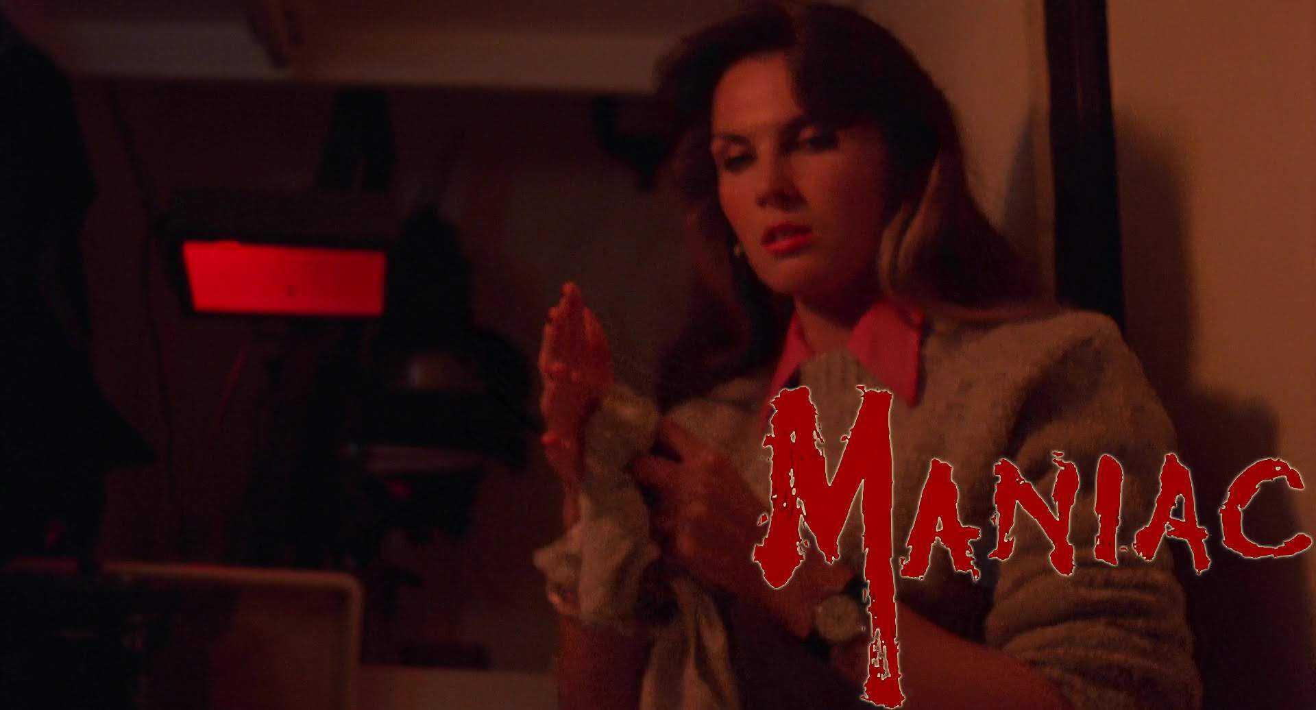 Caroline Monroe in Maniac (1980)