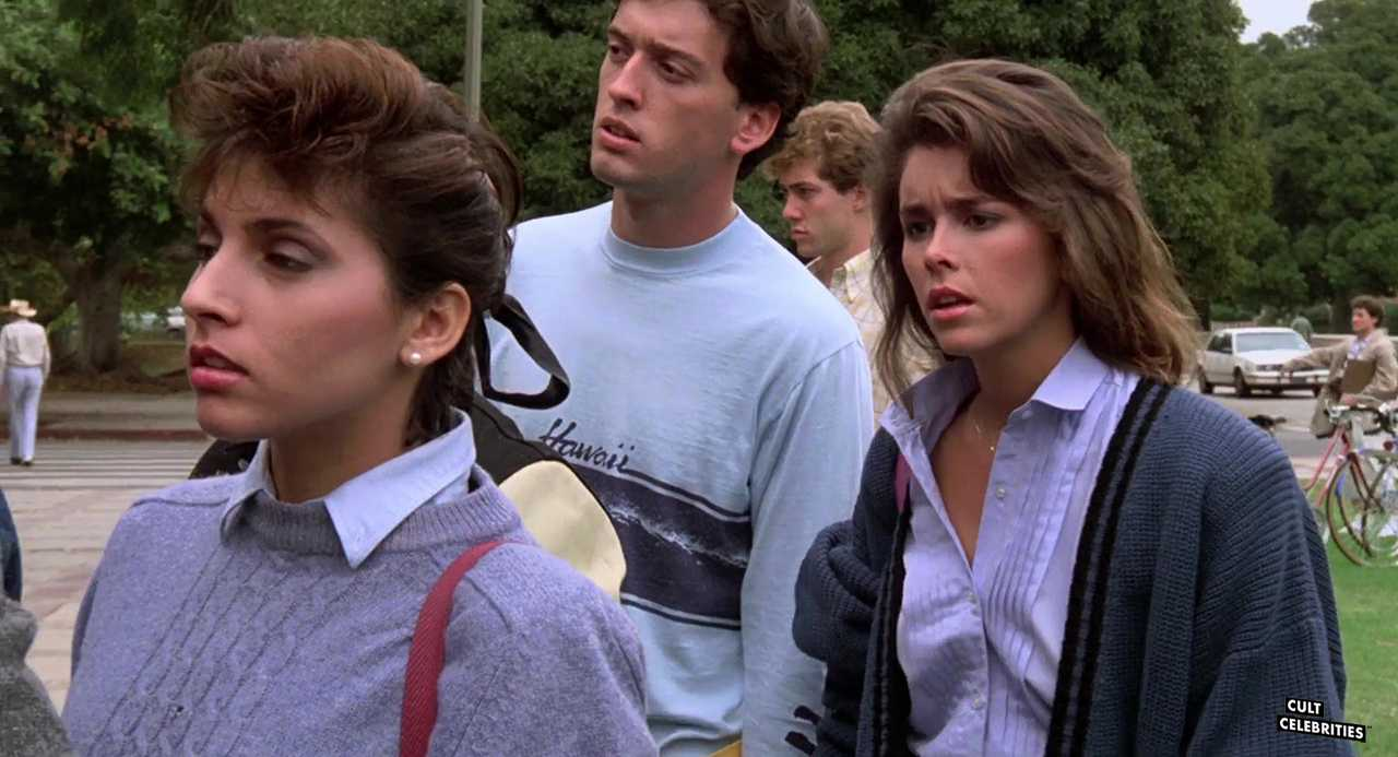 Jill Whitlow in Night of the Creeps (1986)