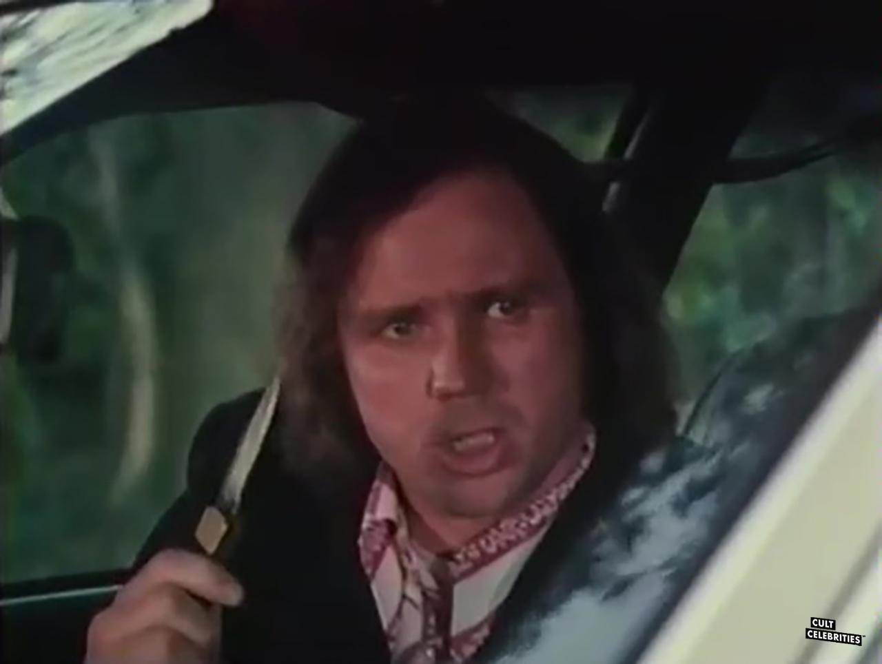 John King III as Wheeler in Psycho from Texas (1975)