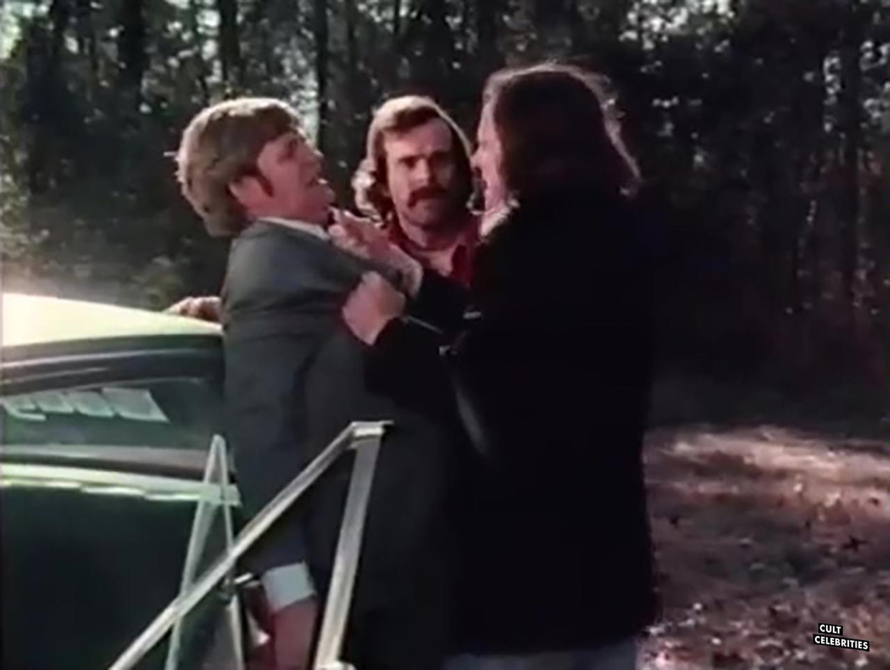 John King III, Tommy Lamey and Herschel Mays in Psycho from Texas (1975)