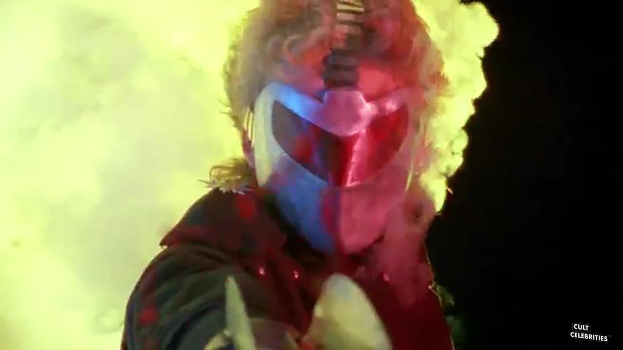 Michael Todd in Robot Ninja (1989)