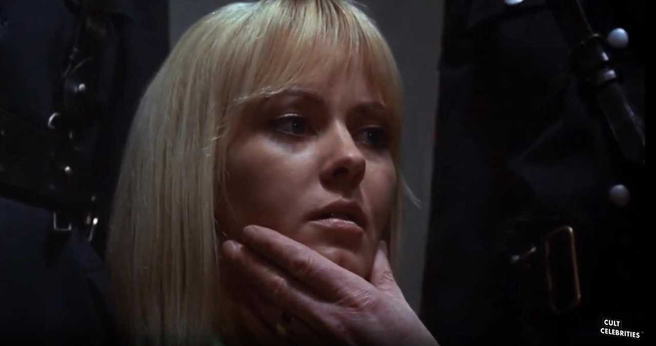 Yutte Stensgaard in Scream and Scream Again (1970)