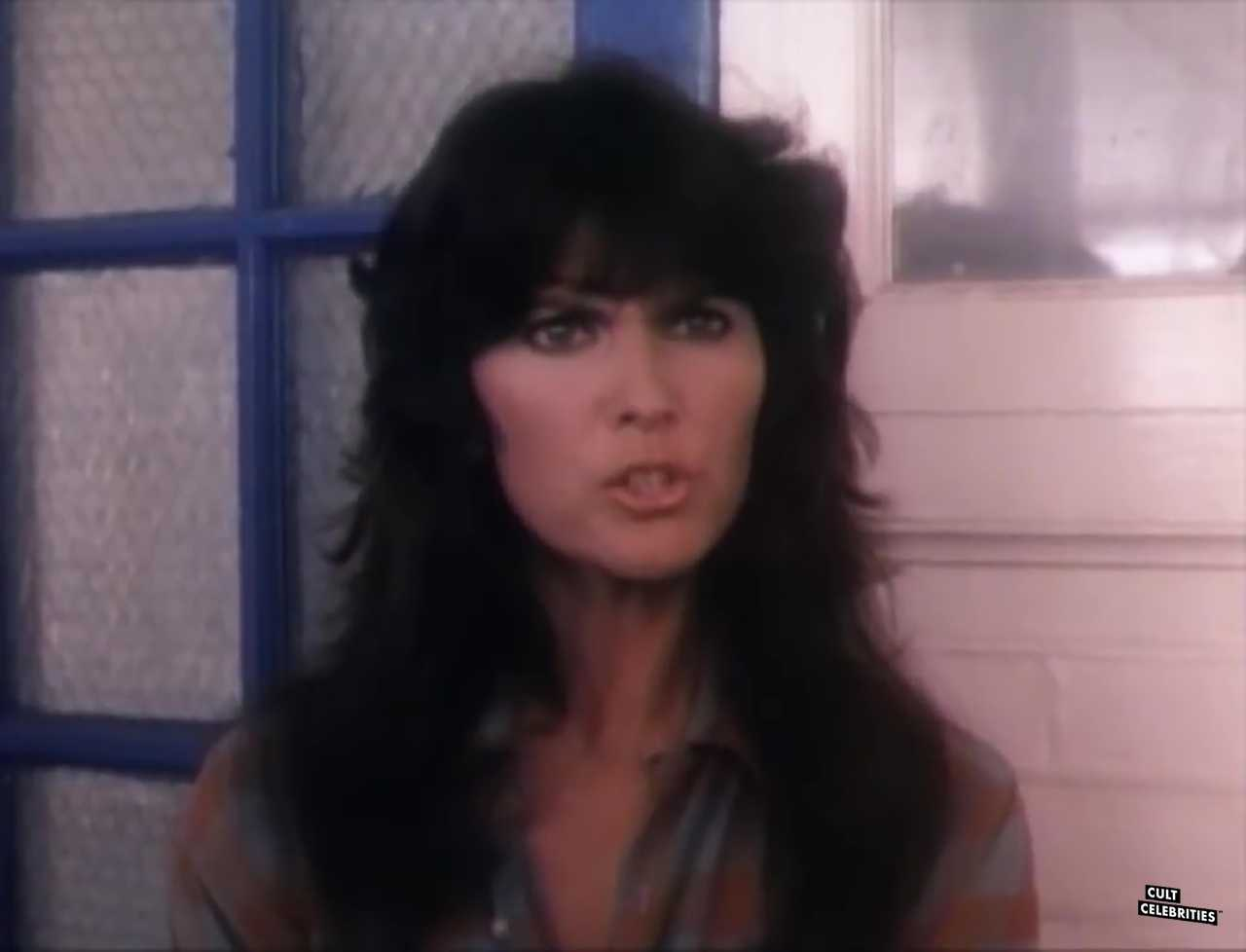 Caroline Munro in Slaughter High (1986)