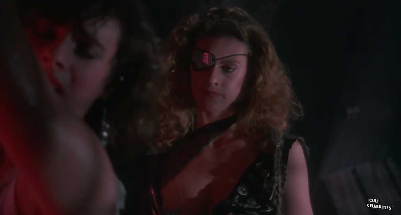 Dawn Wildsmith in Star Slammer (1986)