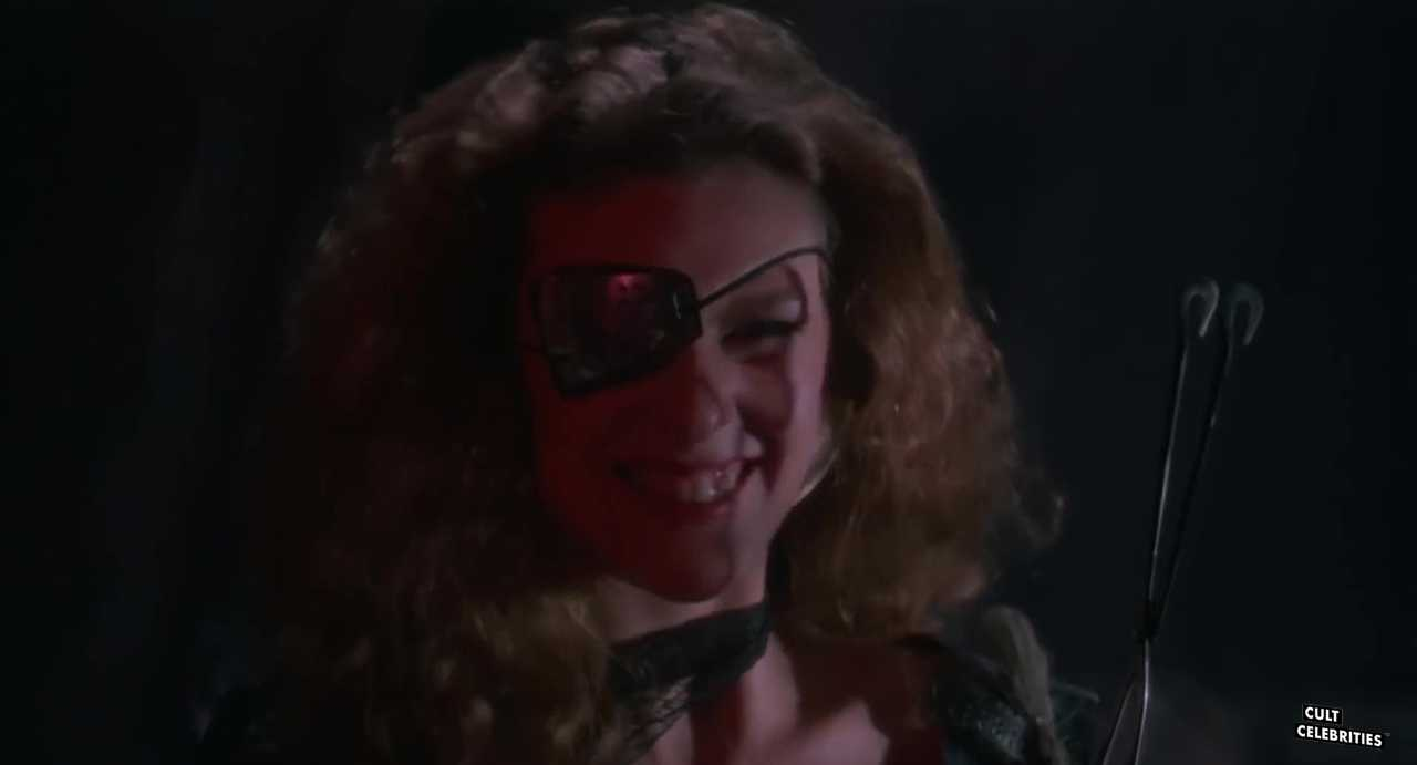 Dawn Wildsmith as Muffin in Star Slammer (1986)