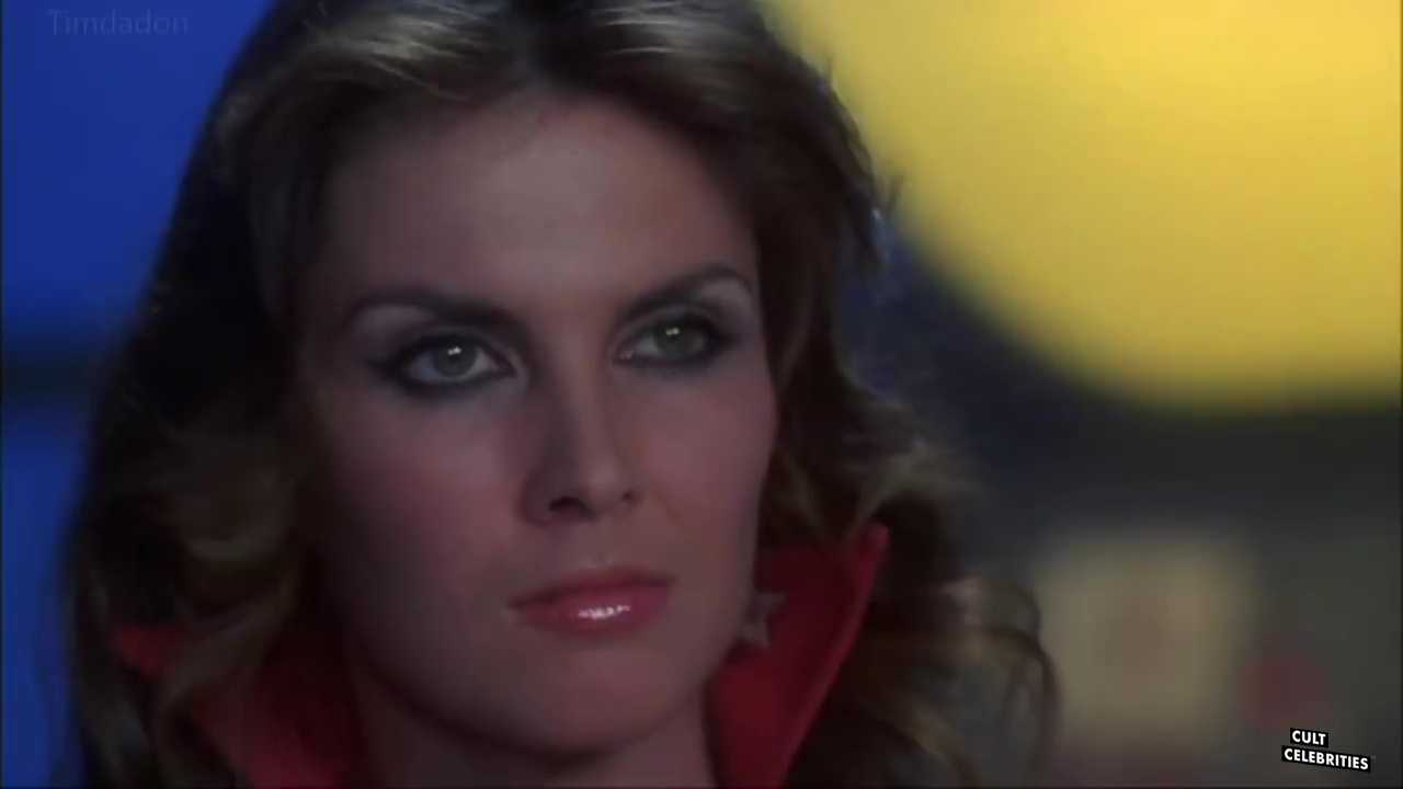 Caroline Munro in Starcrash (1978)