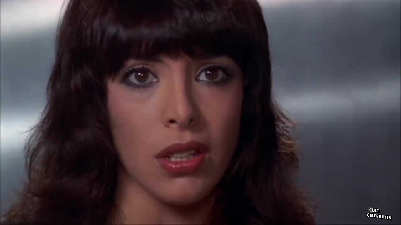 Nadia Cassini in Starcrash (1978)