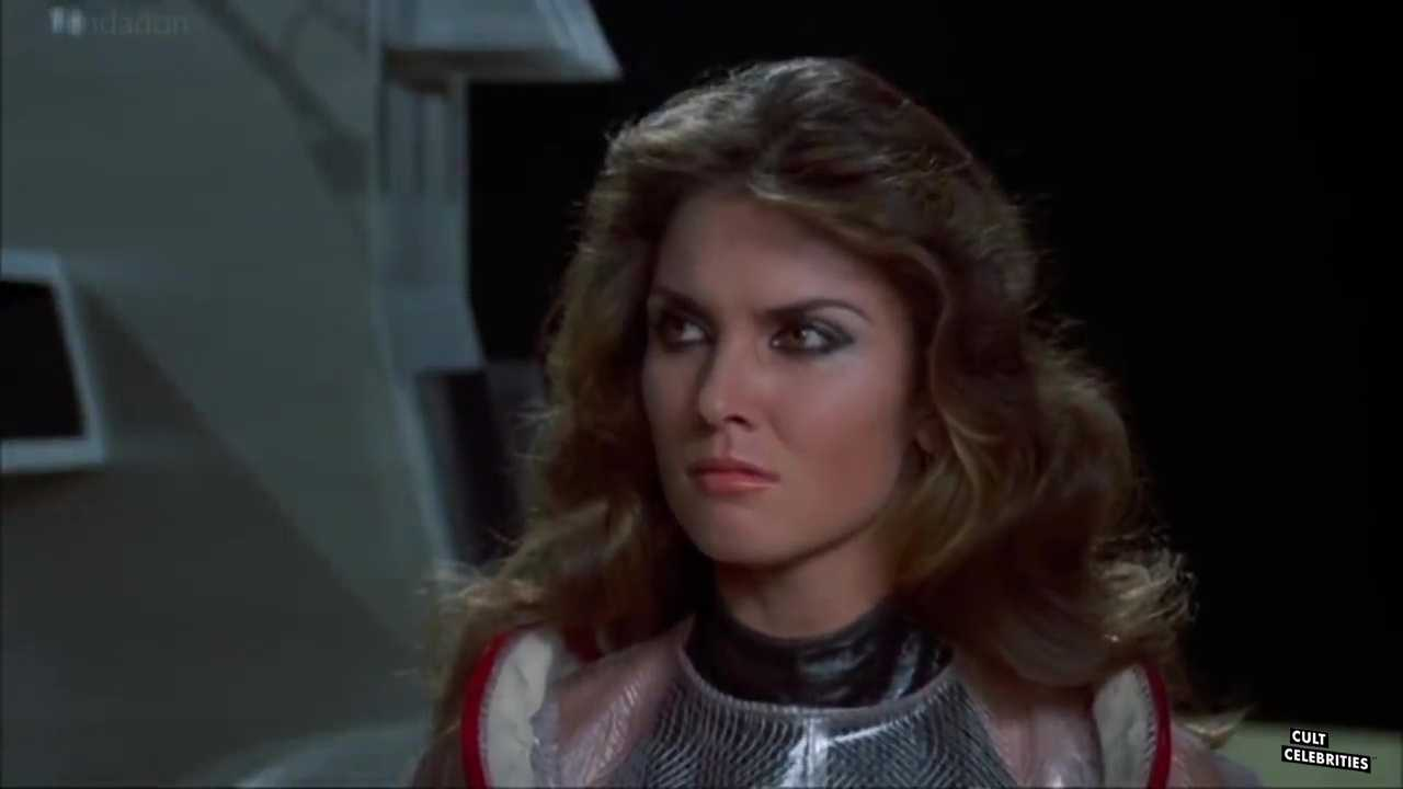 Caroline Munro in Starcrash (1978)