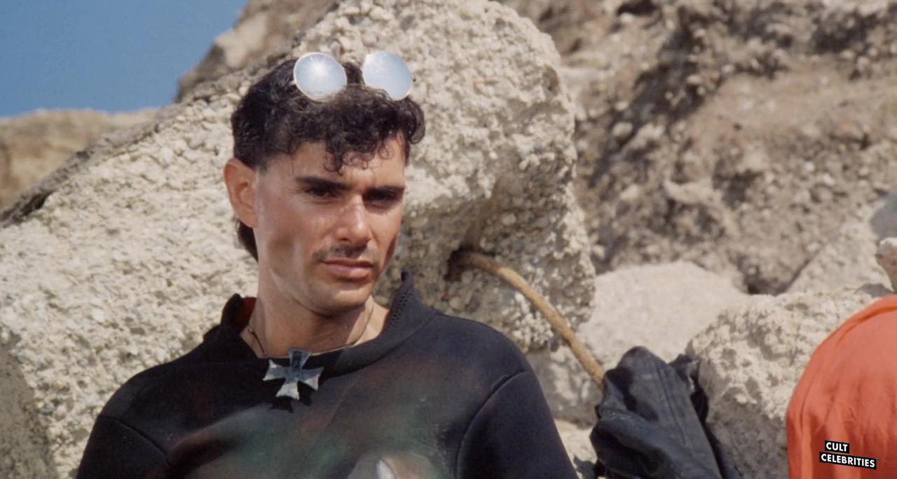 Joel Hile in Surf Nazis Must Die (1987)