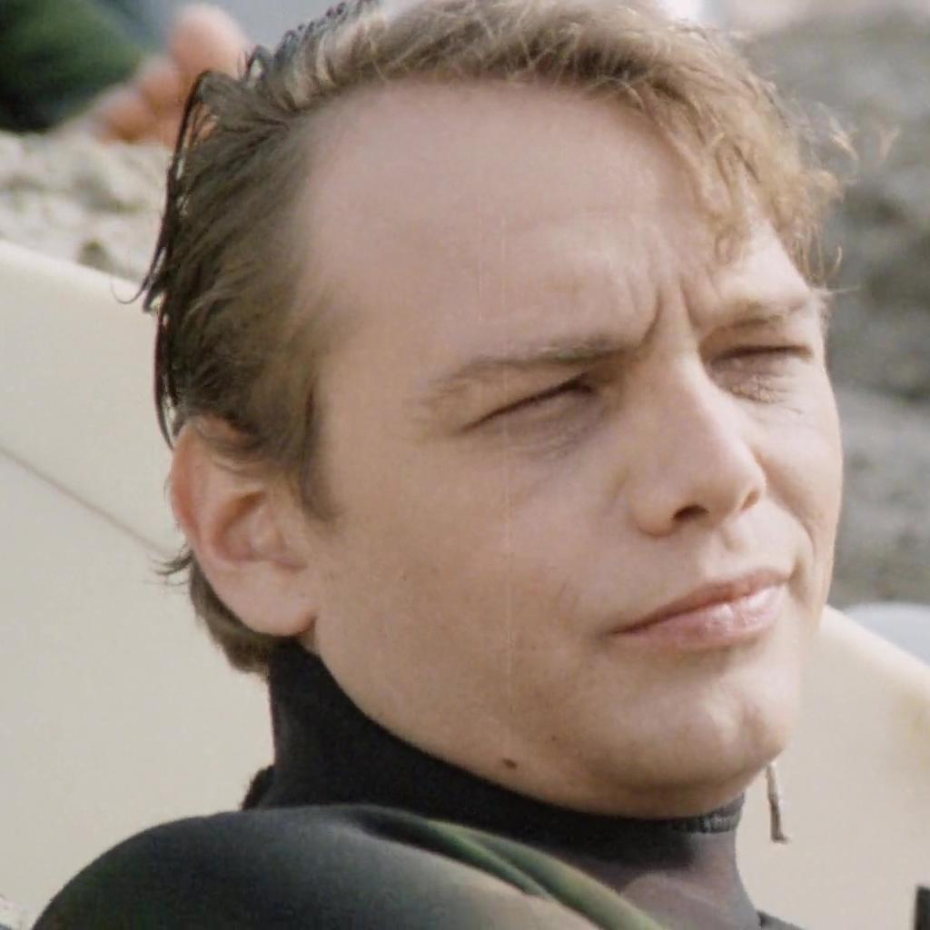 Michael Sonye in Surf Nazis Must Die (1987)