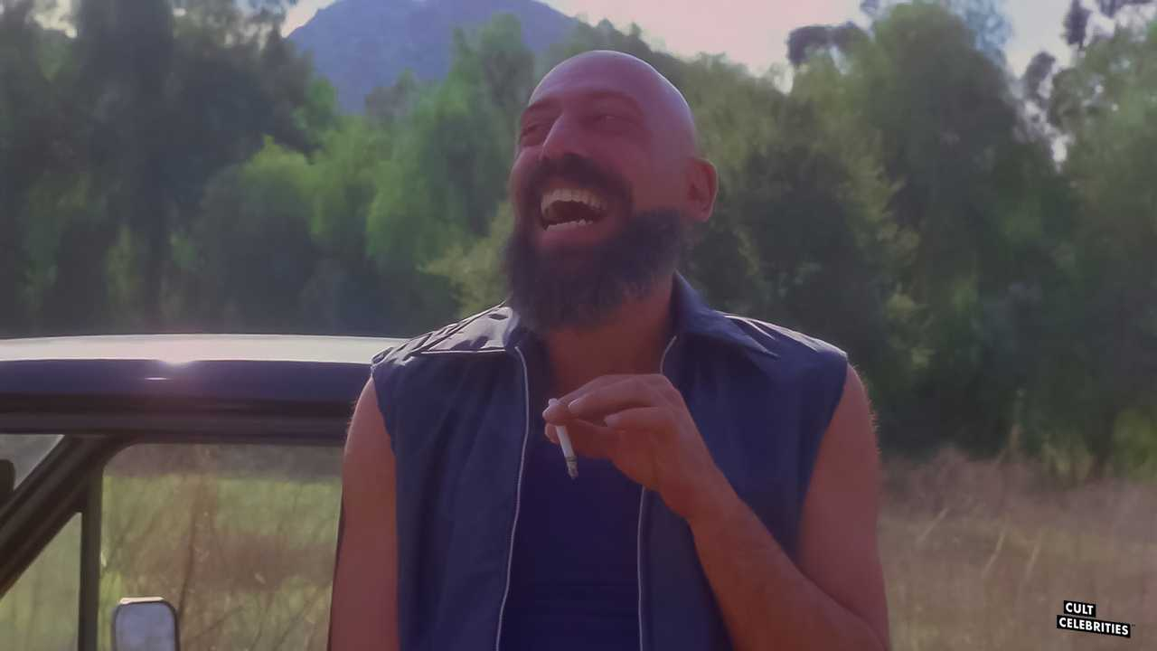 Sid Haig in The Aftermath (1982)
