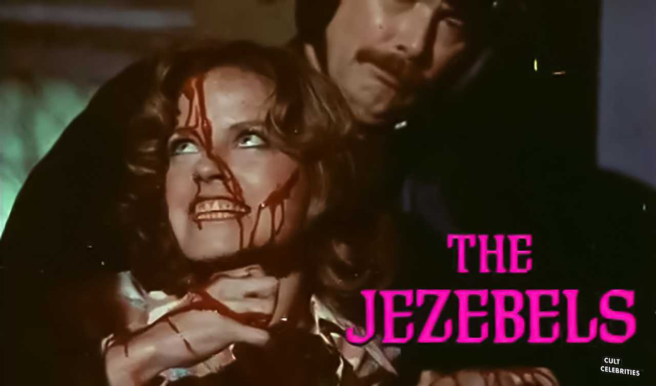 Joanne Nail as Maggie in The Jezebels (1975)
