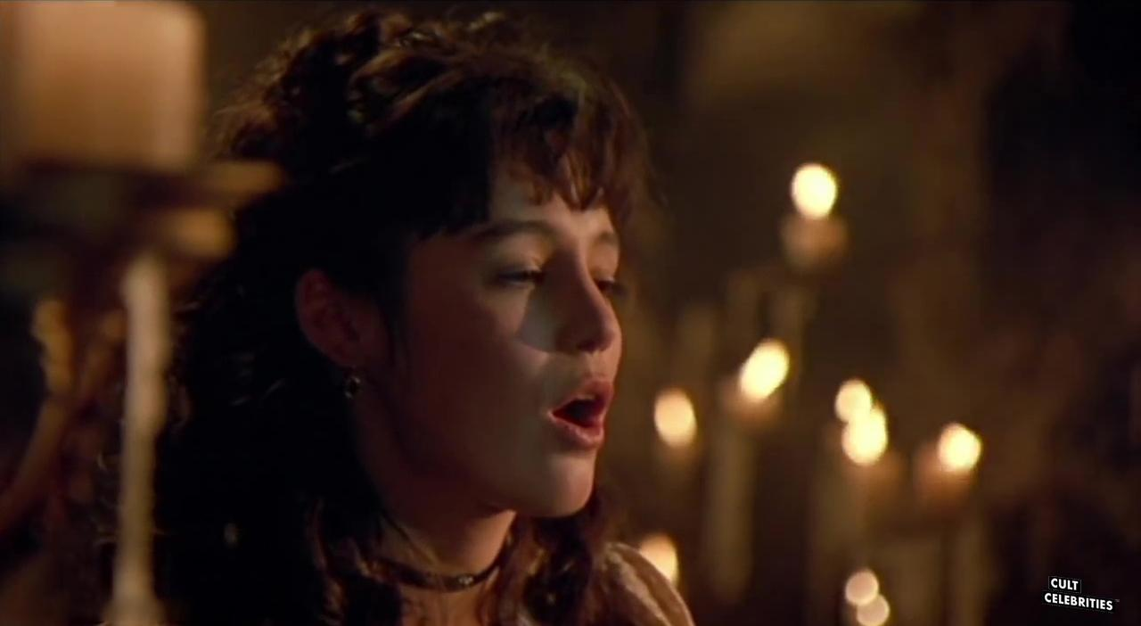 Jill Schoelen in The Phantom of the Opera (1989)