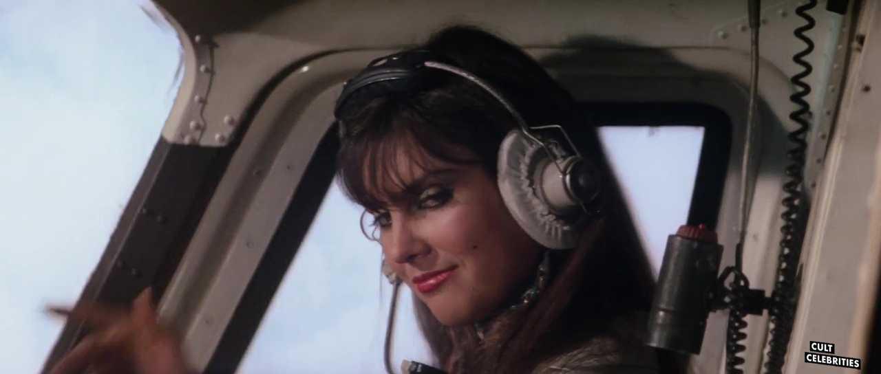 Caroline Munro in The Spy Who Loved Me (1977)