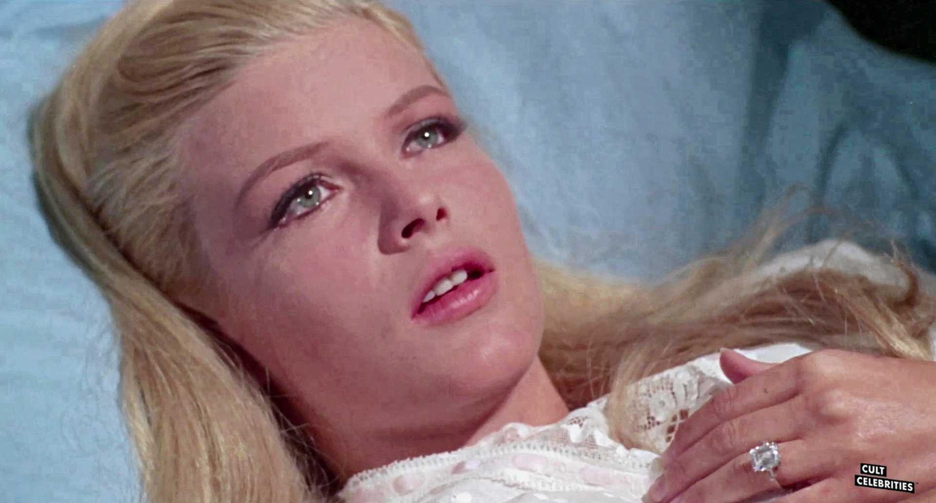 Olga Schoberová in The Vengeance Of She (1968)