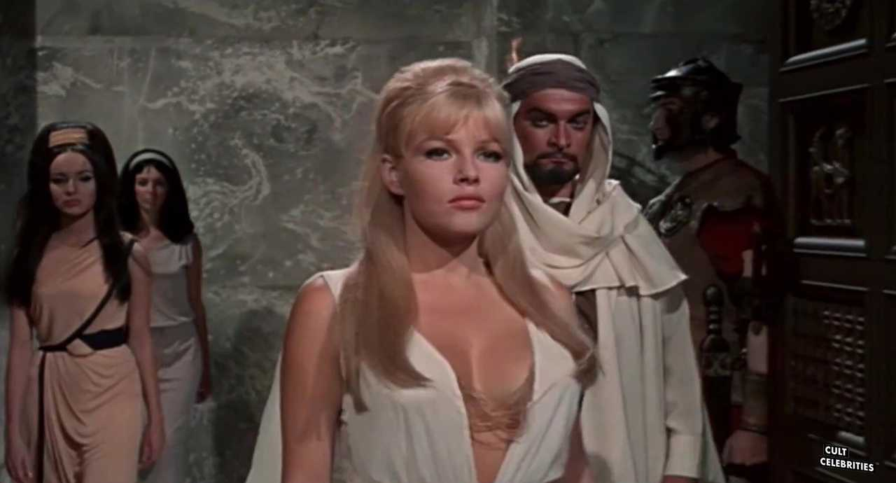 Olga Schoberová as Ayesha in The Vengeance of She (1968)