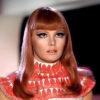 Brigitte Skay as Lachesis in Zeta One (1969)