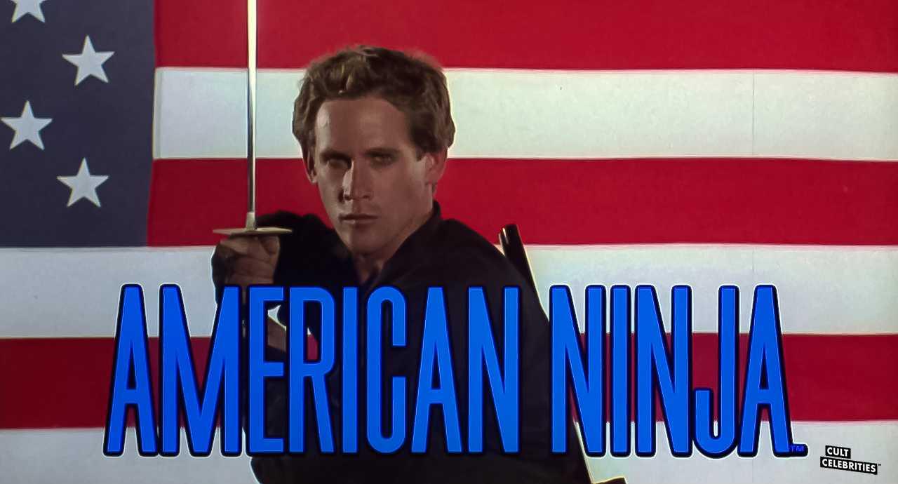 Michael Dudikoff in American Ninja (1985)