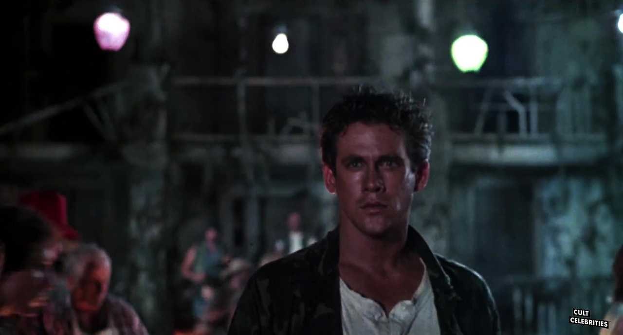 Michael Dudikoff in Avenging Force (1986)